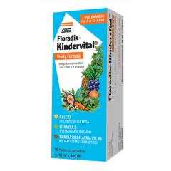 KINDERVITAL FRUITY FORM P 10F