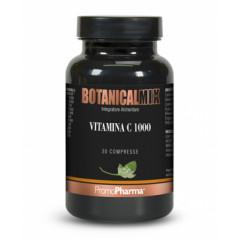 VITAMINA C 1000 BOTANICAL MIX 30 COMPRESSE