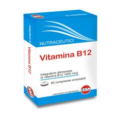 VITAMINA B12 1000 MCG 40 COMPRESSE