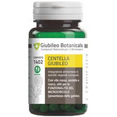 GIUBILEO BOTANICALS CENTELLA 50 CAPSULE