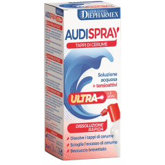 AUDISPRAY ULTRA SOLUZIONE ACQUOSA + TENSIOATTIVI SPRAY 20 ML