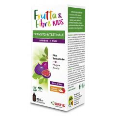 FRUTTA & FIBRE KIDS SCIROPPO 250 ML