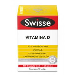 SWISSE ULTRABOOST VITAMINA D3 100 CAPSULE MOLLI