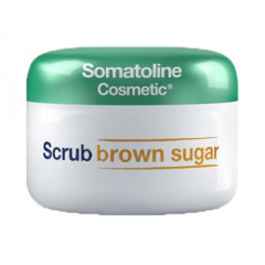 SOMATOLINE COSMETIC SCRUB BROWN SUGAR 350 G