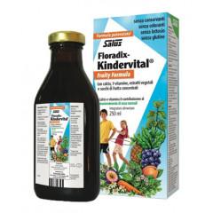 KINDERVITAL FRUITY FORMULA POTENZIATA PER RAGAZZI 250 ML