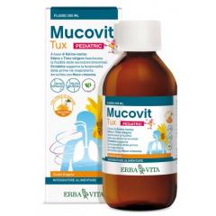 MUCOVIT TUX FLUIDO PEDIATRIC 200 ML