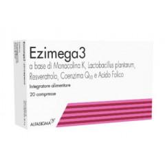 EZIMEGA3 20 COMPRESSE