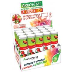 ARKOVITAL ACEROLA 1000 15 COMPRESSE