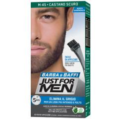 JUST FOR MEN BARBA & BAFFI M45 CASTANO SCURO 51 G