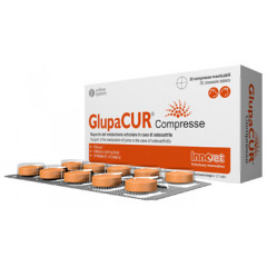 GLUPACUR 30 COMPRESSE MASTICABILI