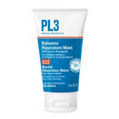 PL3 BALSAMO RIPARATORE MANI SOS 50 ML