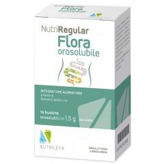 NUTRIREGULAR FLORA 14 BUSTINE OROSOLUBILI