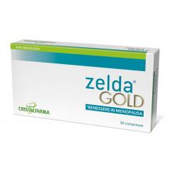 ZELDA GOLD 30 COMPRESSE RIVESTITE