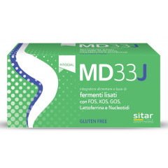 MD33 JUNIOR 6 BUSTINE DA 10 ML FITODAL