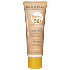 PHOTODERM COVER TOUCH DOREE SPF50+ 40 ML