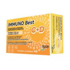 IMMUNO BEST C+D 60 COMPRESSE