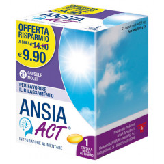 ANSIA ACT 21 CAPSULE MOLLI