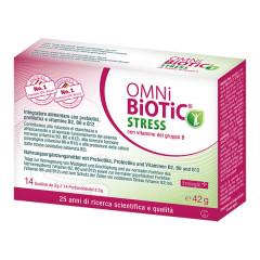 OMNI BIOTIC STRESS VITAMINE GRUPPO B 14 BUSTINE 3 G