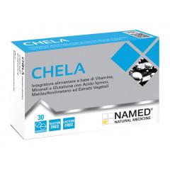 CHELA 30 COMPRESSE