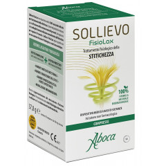 SOLLIEVO FISIOLAX 90 COMPRESSE