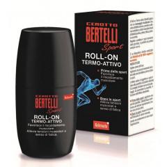 BERTELLI CEROTTO SPORT ROLL-ON TERMO-ATTIVO 50 ML