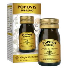 POPOVIS SUPREMO 60 PASTIGLIE