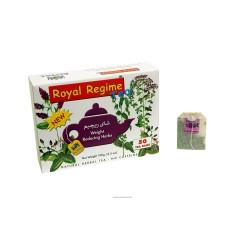 ROYAL REGIME TEA 50 BUSTINE 100 G